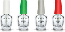 SNS Dipping Powder Gel Base, Top, Sealer Dry, Ea Bond, Set of 4 -Free Shipping