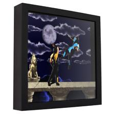 "Mortal Kombat - 3D Shadow Box Frame (9"" x 9"")"