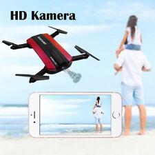 JXD 523W Selfie RC Quadcopter Drone mit HD Kamera 4CH WIFI FPV Höhehalten Drohne