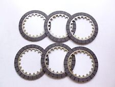 NEW PW80 PY80 CLUTCH PLATE KIT 6 PIECES FIT YAMAHA PW80 Z-YINGER LC JS COYOTE
