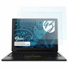 Bruni 2x Protective Film for Lenovo ThinkPad X1 Tablet Screen Protector