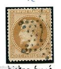 France Napoléon N°28 A oblitération cachet étoile de paris N°7