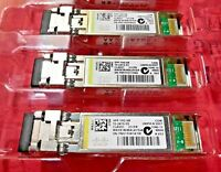 100% Genuine Cisco SFP-10G-SR 10-2415-03 V03 SFP+ Transceiver 1year warranty>500