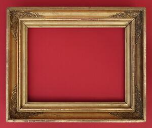 Antique Frame, Germany, 19th century - original around 1830    (# 2833)