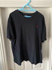 Ralph Lauren T-Shirt - Black XXL