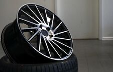 19 Zoll Keskin KT17 Alu Felgen 5x112 et45 schwarz für Audi VW Skoda Seat GTI S3