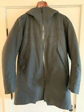 Veilance Monitor Down TW Parka Charcoal Heather Size Large (New with Tags)