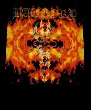 BATHORY cd lgo Goats Head HORDES Official SHIRT LRG New quorthon