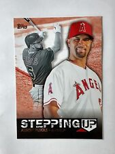 2015 Topps Albert Pujols #SU-12 Stepping Up Angels