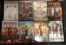 Desperate Housewives - Series 1-8 - Complete (DVD, 2012, 60-Disc Set) Very Good