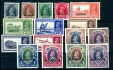BAHRAIN 1938 20-35 * TADELLOS SATZ (D9815
