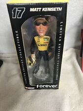 Matt Kenseth #17 NASCAR Forever Collectables 2002 Bobble Head New In Box