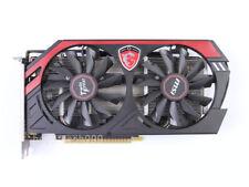 Original MSI NVIDIA GeForce GTX 750 N750 TF 1GD5/OC 128Bit 1 GB Video Card 1GB
