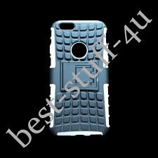 HEAVY DUTY TOUGH SHOCKPROOF STAND HARD CASE V8 COVER MOBILE PHONE FITS IPHONE