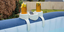 Bestway Lay-Z-Spa Drink Cup Snack Tray Holder Stand - FREE P&P