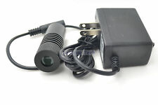 650nm 20mw Laser Module Line Red 22x70mm Adjustable AC Adapter(US/EU plug