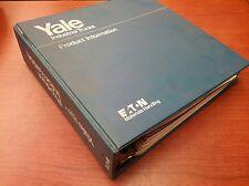 YALE GP/ GLP/ GDP 040-060 GAS/ DIESEL TRUCKS PRODUCT INFORMATION MANUAL