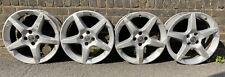 Vauxhall Corsa D 17 inch Alloy Wheels X4