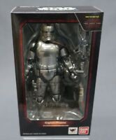 SH S.H. Figuarts Star Wars Captain Phasma (The Last Jedi) Bandai Japan NEW ***