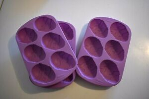 3 Egg Molds Silicone Easter Egg Mold Pans Wilton Candy Cake Pops Chocolate