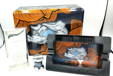 """Drew Estates """"Flying Pig"""" Tin with Ashtray, Cigar Stand & Cigar Case"""