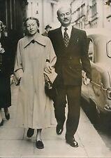 Galina Oulanova - Vadin Rindin 1956 -La Danseuse Étoile, son Mari Londres-PR 366