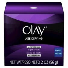 Olay age defying anti-wrinkle replenishing night cream - 2 oz