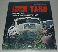 Junk Yard Traumautos Edelschrottplatz Mercedes W 198 Porsche 356 Aston Martin!