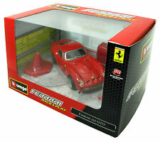 Ferrari 550 Maranello 1996 Bburago Race and Play Diorama 1 43