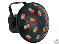 JEU DE LUMIERE MUSHROOM A LED DOUBLE FAISCEAU 66 LEDS