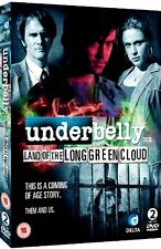 Underbelly New Zealand NZ: Land Of The Long Green Cloud DVD R4 New & Sealed