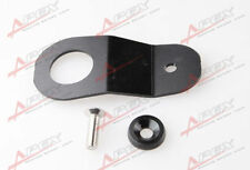 BLACK BILLET BILLET ALUMINUM RACING RADIATOR STAY BRACKET KIT SI/EX/EK/LX/CX/HX