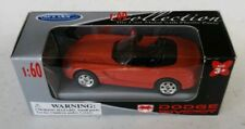 2003 Dodge Viper SRT-10 In A Red 143 Scale Diecast From Welly          New dc777