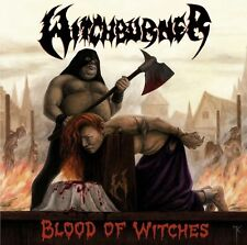 WITCHBURNER Blood Of Witches CD 163591