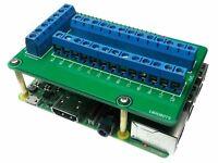 Soldering Kit: Raspberry Pi Screw Terminal Shield V2 - 6 PCB Colours