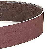 3.5 W x 15-1//2 In L Sanding Belt Grit 80