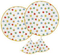 6 STROFINACCI rotondi Vallesusa Gabel  asciuga piatti in spugna 6 PEZZI Ballon
