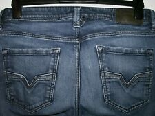 Diesel larkee regular-straight fit jeans wash 0844C stretch W32 L32 (a5615)