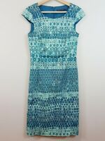 [ SPORTSCRAFT ] Womens Pencil Print Dress | Size AU 6