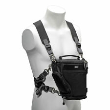 [THINK TANK] Photo Digital Holster Harness V2.0 Black TT886 Durable N_o