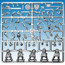 5x Frostgrave Soldiers Guards Dnd D&D Dungeons & Dragons pathfinder Miniatures