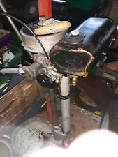 Vintage Seagull outboard engine