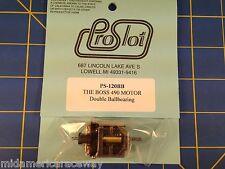 ProSlot  PS-120BB The Boss .490 Double Ball Bearing Drag 1/24 Motor Mid America