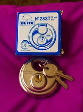 "BUFFO No.28ST 70mm (2.3/4"")"