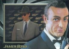 James Bond 50th Anniversary Series One Sean Connery Shadowbox Chase Card S1