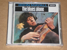 JOHN MAYALL - THE BLUES ALONE - CD + BONUS TRACKS SIGILLATO (SEALED)