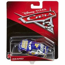 Disney/Pixar Cars 3 JACK DePOST 1:55 Scale Die-Cast Vehicle