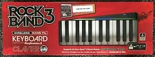 Rock Band 3 Wireless Pro Keyboard PS3 ~ BRAND NEW BOXED ~ NO GAME