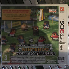 Nintendo Pocket Football Club - Nintendo 3DS - NEUF