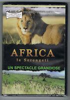 AFRICA - LE SERENGETI - UN SPECTACLE GRANDIOSE - IMAX - DVD NTSC NEUF NEW NEU
